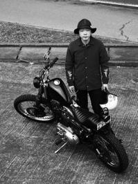 五十嵐 亮 & Harley-Davidson XLH883(2017.04.21) - 君はバイクに乗るだろう