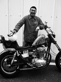 飯田 浩史 & YAMAHA XS650SP(2017.04.22) - 君はバイクに乗るだろう