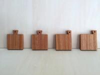 「木のもの」ケヤキの小さなカッティングボード - 鏑木木材株式会社 ブログ
