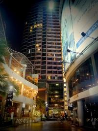 穴場的スカイバー「Cielo Sky Bar & Restaurant」 - 明日はハレルヤ in Bangkok