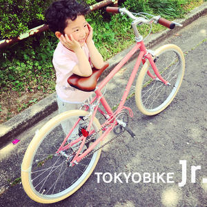 TOKYOBIKE jr. トーキョーバイク ジュニア 20インチ おしゃれ自転車 自転車女子 自転車ガール 子供自転車 キッズバイク クロスバイク リピトキッズ - サイクルショップ『リピト・イシュタール』 スタッフのあれこれそれ