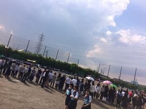 体育祭。 - 横浜GSFCスタッフブログ
