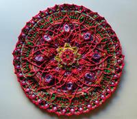 ...1か月...     ...for a month... - 糸始末な日々         Thread&Yarn Handing Days