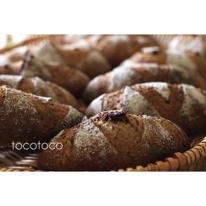6月のパン教室のご案内 - パン教室tocotoco