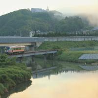 朝霧の山里 - ゆる鉄旅情
