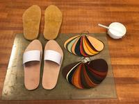 1日サンダルワークショップ♪ - 手づくり靴 仄仄工房(ホノボノコウボウ)