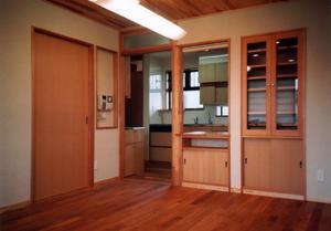OB建築主の海老名市のYさんからお手紙をいただきました - 建築家とつくる木の家 光設計の「呼吸する住まい」