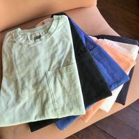 メイプル NEWベーシックポケTee - BEATNIKオーナーの洋服や音楽の毎日更新ブログ
