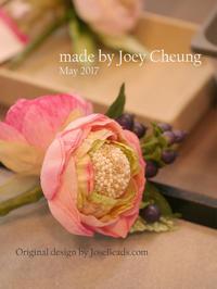 made by Joey Cheung (May 2017) - JOSEBEADS jewelry kits