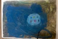 コンテで描こう、遊ぼう - キッズクラフト子ども絵画造形教室・大阪市淀川区と豊中・箕面