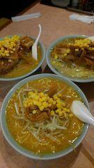 サッポロラーメン羆 竜舞店にて、味噌チャーシューを食べる会、結成☆☆☆ - 占い師 鈴木あろはのブログ