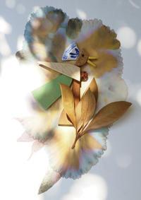 冠をおねだり - 日々の営み 酒井賢司のイラストレーション倉庫