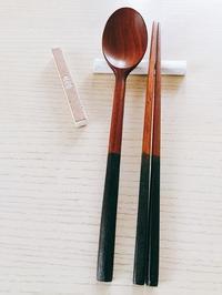 韓国の箸置きはいかがですか? - 今日も食べようキムチっ子クラブ (我が家の韓国料理教室)