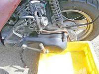 Dioの修理からのBMW R1200GSのタイヤ交換&オイル交換(笑) - バイクパーツ買取・販売&バイクバッテリーのフロントロウ!
