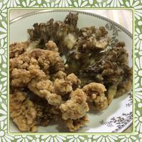 薄切り豚肉と舞茸の唐揚げ - kajuの■今日のお料理・簡単レシピ■