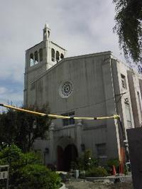 日本聖公会聖贖主教会(博愛社礼拝堂) - 時の流れに身を任せ…