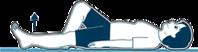 変形性膝関節症の運動療法 その3 脚上げ体操 - 横浜市南区弘明寺 原整形外科医院のブログ