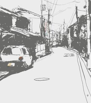 701 岡山県津山市 - こだわりの風景画(別館)