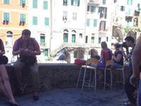 撮る人を撮る人 - フィレンツェのガイド なぎさの便り