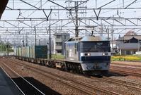 清洲にて EF66-27・EF66-30 2017.05.19 - こちら運転担当配車係2