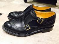 【J.M.WESTON】334 屈強且つ華やかさで魅せる - 銀座三越5F シューケア&リペア工房<紳士靴・婦人靴・バッグ・鞄の修理&ケア>