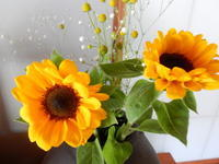 掛け軸到着、花だらけの猫楠舎 - ご機嫌元氣 猫の森公式ブログ