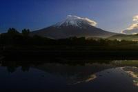 29年5月の富士(11)月夜の富士 - 富士への散歩道 ~撮影記~