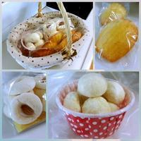 手土産のお菓子 - キューニーの食卓