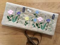 刺繍の編み棒ケース - くまの物量考察記録