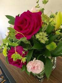言葉とともに花を送ろう - TEXASひらめ記