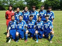 県女子サッカーリーグ 2部リーグ第1節 - 横浜ウインズ U15・レディース