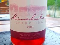 2017年 ザルツブルク市内のブドウでスパークリングワイン!! - ザルツブログ ザルツブルク在住者による、グルメ・文化・旅行の贅沢写真日記