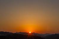 今日の夕陽 - デジカメ写真集