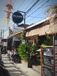BO&BUN / ボー アンド ブン - バリ島 レストラン巡り