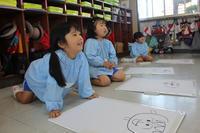お父さんの絵(ゆり) - 慶応幼稚園ブログ【未来の子どもたちへ ~Dream Can Do!Reality Can Do!!~】