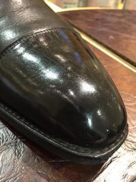 こんなに簡単!?ハイシャインの綺麗な落とし方☆ - 日本橋三越2F 靴修理・靴お手入れ工房スタッフの日常(シューリペア工房)