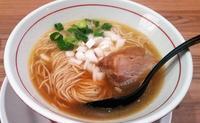 ラーメンまぜそばえにし 百日鶏の中華そば - 拉麺BLUES