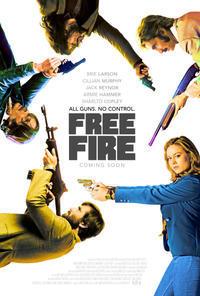 「フリー・ファイアー」 - ヨーロッパ映画を観よう!