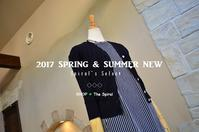 """2017 SPRING & SUMMER NEW Spiral's Select...5/20sat"" - SHOP ◆ The Spiralという館~カフェとインポート雑貨のある次世代型セレクトショップ~"