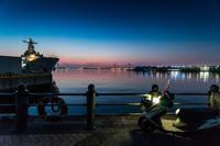 港の夜明け - Ryoの横濱Life Timeline