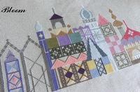 KIT Castle C Aida Gold - Bloom のんびり日記