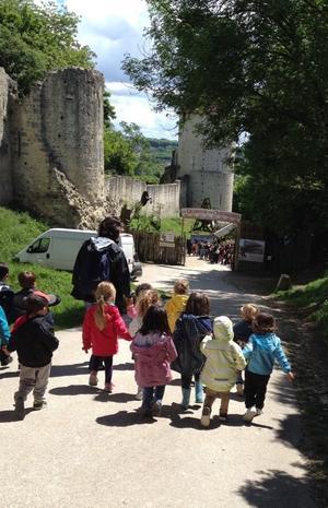 中世の街 Provins プロヴァンへ。 - フランス存在日記