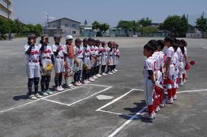 練習試合 vs 静岡EAST MAX - 富士ソフトボールクラブエンジェルス
