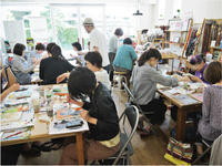 長友心平先生の「愛犬の絵画教室」 - SUPER DOGS blog