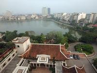 ベトナム紀行(10) ハノイの水辺を歩きました。 - ご無沙汰写真館