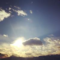 きれいな空 - ブログ