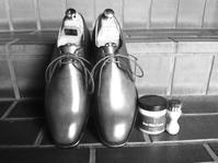 知らぬ間に年を取るもので。 - 銀座三越5F シューケア&リペア工房<紳士靴・婦人靴・バッグ・鞄の修理&ケア>