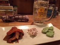 巣鴨「Yururi Bar」★★★☆☆ - 紀文の居酒屋日記「明日はもう呑まん!」