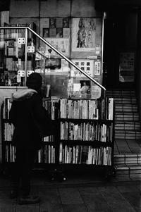 古書店前 - 節操のない写真館