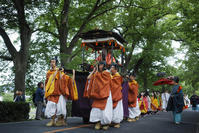 #dp2Q 薫風が心地良い #葵祭 #京都 - 関西ウォーカー自遊人 Trial